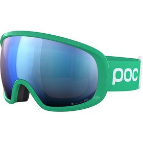 POC Fovea Clarity Comp Goggles, emerald green/spektris blue